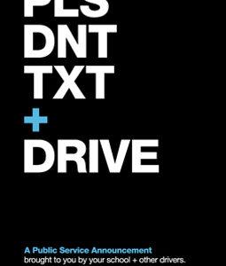 PLS DNT TXT + DRIVE
