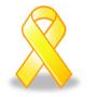 Endometriosis Awareness Ribbon