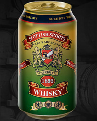 Whisky In a Can
