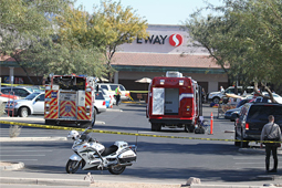Tucson Shooting Scene