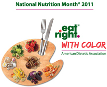 National Nutrition Month 2011