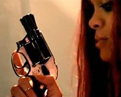 Rihanna - Man Down Video Still