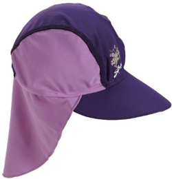 Purple Legionnaire Hat