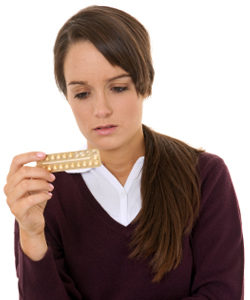 Teen and Birth Control Pills