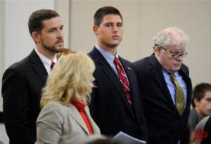 Vandenburg rape trial