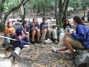 teens-at-camp